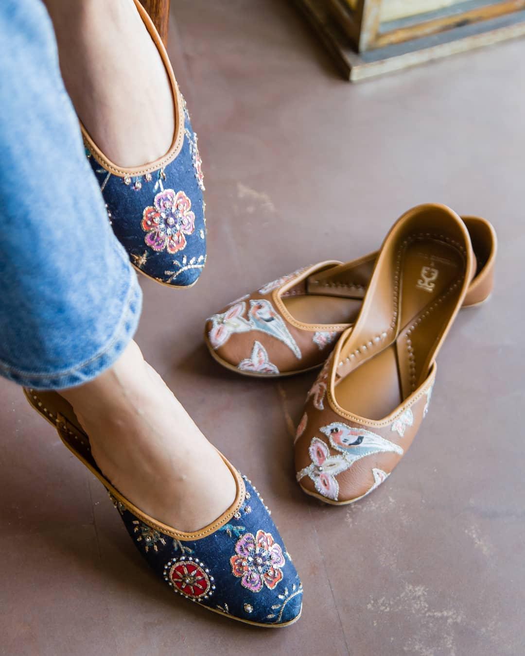 'पंजाबी जूती'