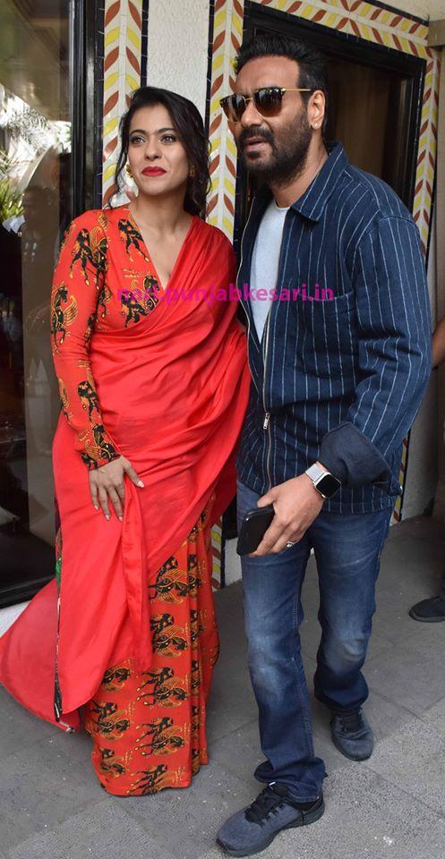 इस फिल्म में वह अपने पति अजय देवगन के साथ नजर आने वाली हैं।