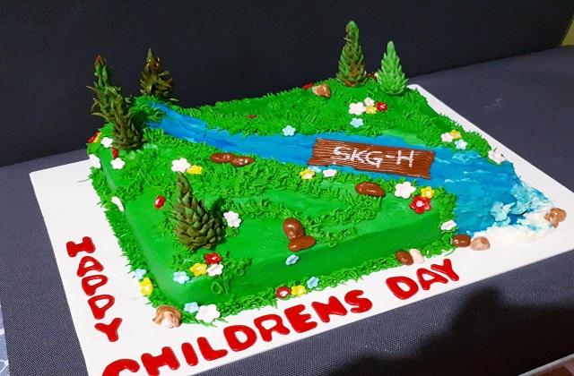 14 नवम्बर को हर साल 'बाल दिवस' यानि 'चिल्ड्रन्स डे' के रूप में मनाया जाता हैं।