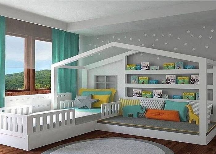 ताकि बच्चे रूम में अच्छे से रह और एन्जॉय कर सके। ऐसे में अगर आप अपने लाडले व लाडली के कमरे को कुछ अलग तरीके से सजाना चाहते हैं