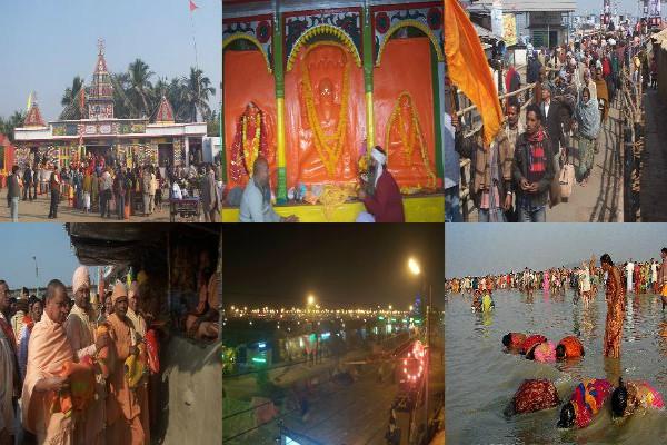 PunjabKesari, ganga sagar, ganga sagar hd image