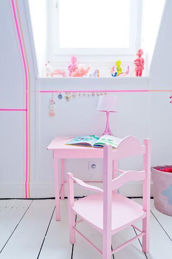 यह टेप न केवल चीजों को चिपकाने के काम आती है बल्कि आप इससे क्रिएटिव चीजें भी कर सकते हैं। आप इससे विभिन्न शिल्प या अन्य आकृतियां भी बना सकते हैं जो बच्चों को पसंद हैं।