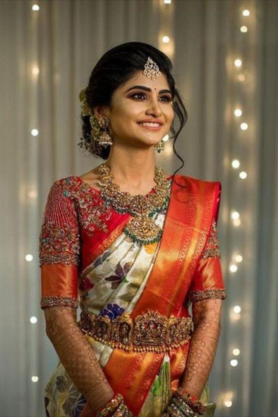 कमरबंध, जिसे तगड़ी, कनकती और कई नामों से जाना जाता है भारतीय दुल्हनों की खास पहचान है।