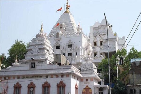 योगमाया मंदिर भगवान कृष्ण की बहन देवी योगमाया को समर्पित है।