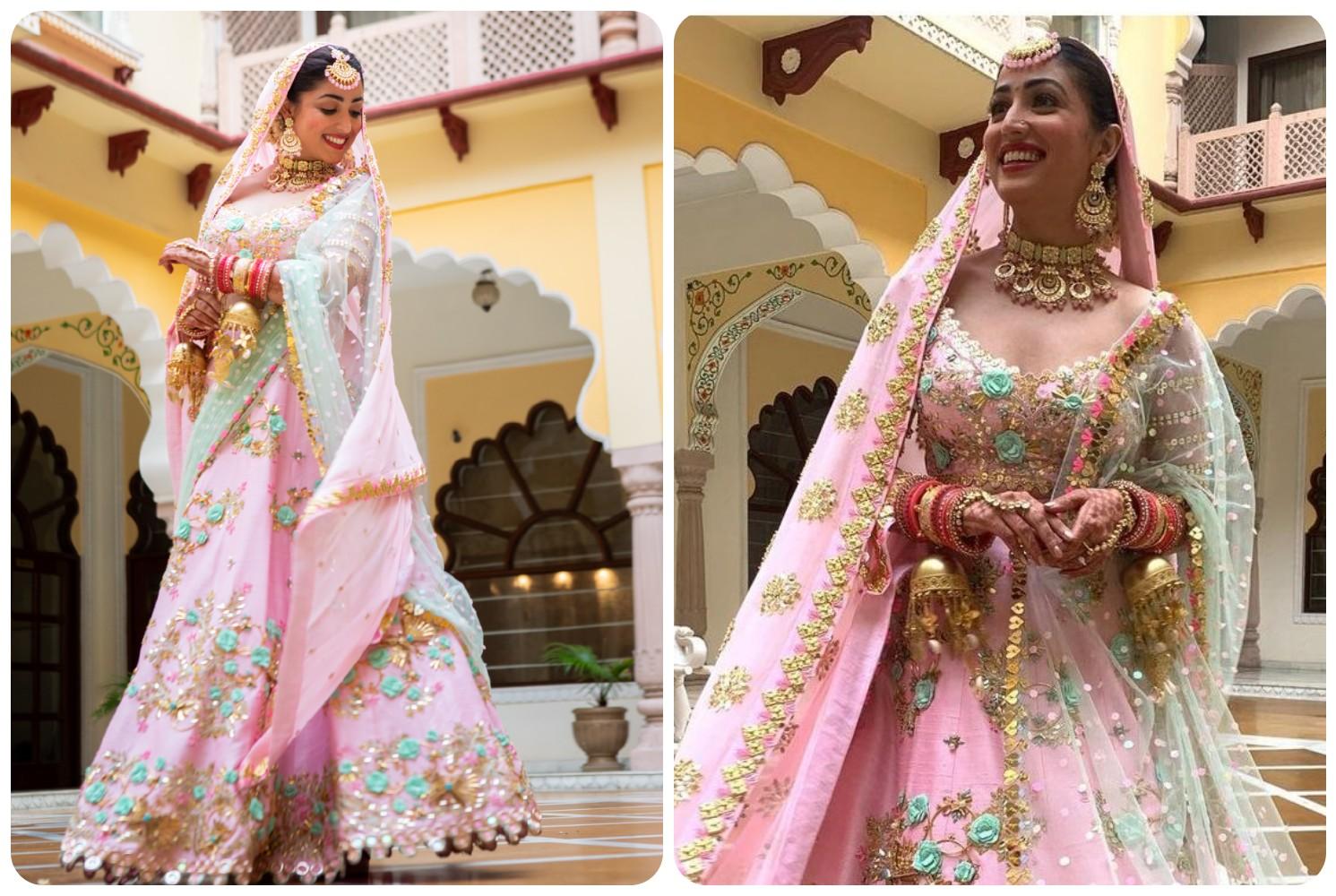शादी की बात करें तो इस हिमाचली दुल्हन के गहनें भी खूबसूरत थे। हालांकि यामी गौत की ज्वैलरी वैसे भी लड़कियों का ध्यान अपनी ओर आकर्षित करती हैं।