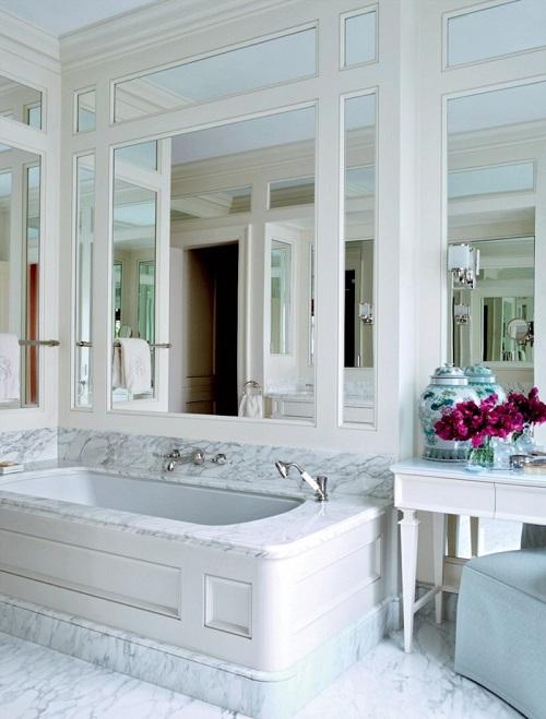 बाथरूम घर की ऐसी जगह है, जहां जितनी साफ-सफाई हो उनता ही सेहत के लिए फायदेमंद है।