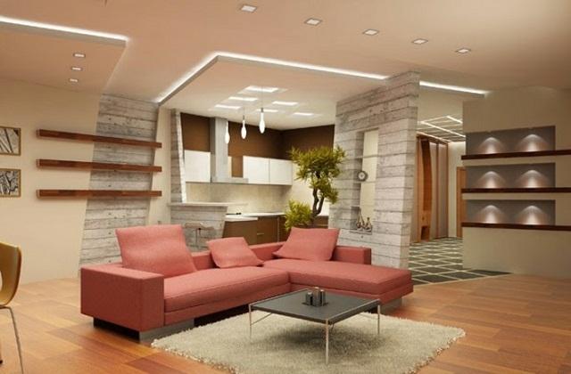 इन डिजाइन्स की मदद से आप अपने हर कमरे की छत को डिफरेंट लुक दे सकती है।