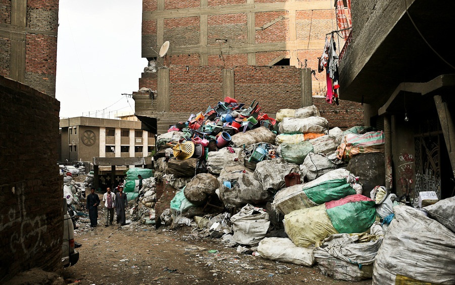 Image result for Slum city मिस्‍त्र