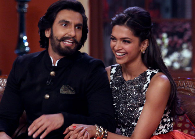 दीपिका और रणवीर को एक-दूसरे का साथ है बेहद पसंद