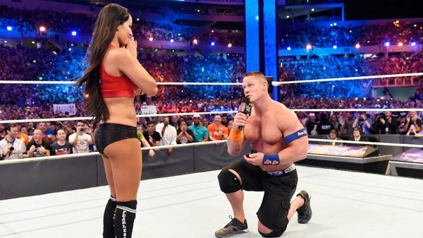 Punjab kesari Sports John cena Nikki bella WWE image photo download