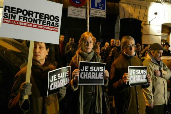 पत्रकारों के लिए सबसे खतरनाक देश है फ्रांस