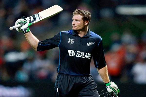 शानदार बल्लेबाजी की बदौलत गुप्टिल चुने गए मैन ऑफ द मैच