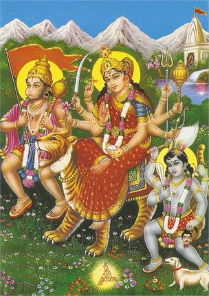 भगवती पूजा अधूरी रहेगी जब तक न की जाए भैरव बाबा की साधना जानें, विधि