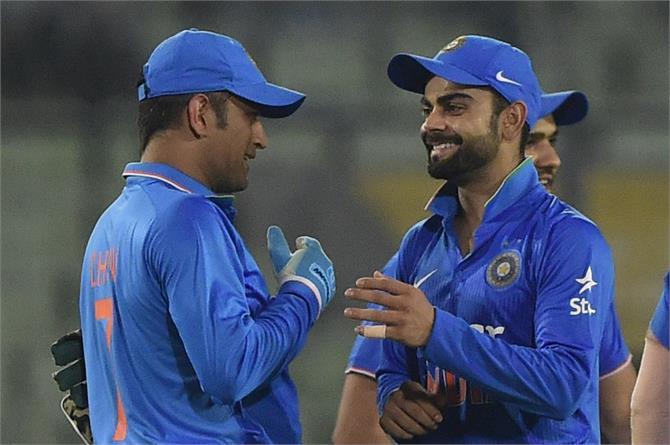 मोहाली वनडे: भारत ने न्यूजीलैंड को 7 विकेट से रौंदा