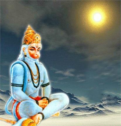 धरती के जागृत स्वरूप हनुमान, एक लाइन के जाप से देते हैं वरदान