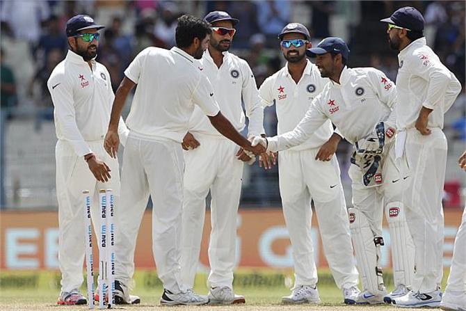 कोलकाता टेस्ट: रोमांचक हुआ मुकाबला