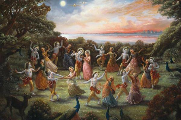 आज है रासलीला की रात, कामदेव ने ललकारा श्री कृष्ण ने स्वीकारा फिर...