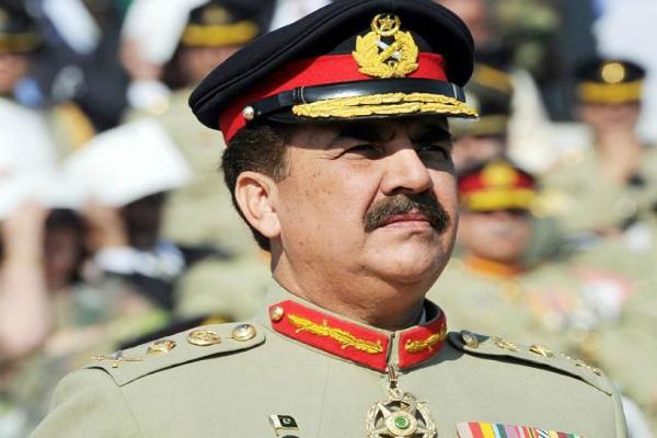 भारतीय सैनिक के शव का अपमान करने में पाक सेना प्रमुख का हाथ!