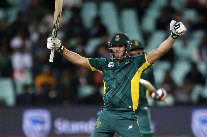 वनडे इतिहास में द. अफ्रीका ने दर्ज की दूसरी सबसे बड़ी जीत