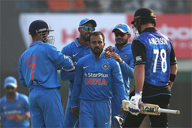 माही के गढ़ में 19 रनों से न्यूजीलैंड ने जीता रांची का रण