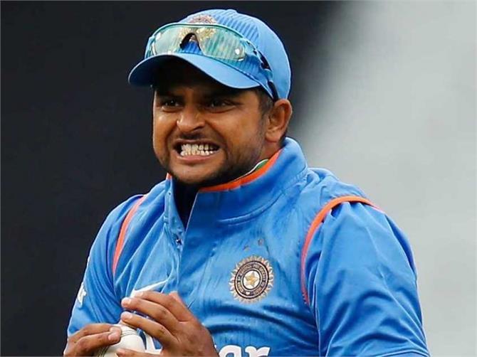 दूसरा वनडे से भी बाहर हुए सुरेश रैना