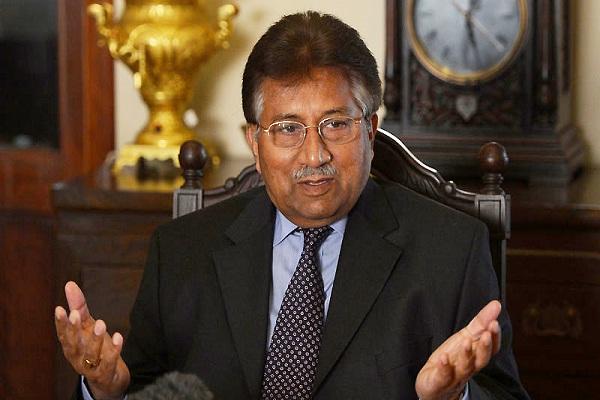 मुशर्रफ ने माना, मसूद अजहर एक आतंकवादी