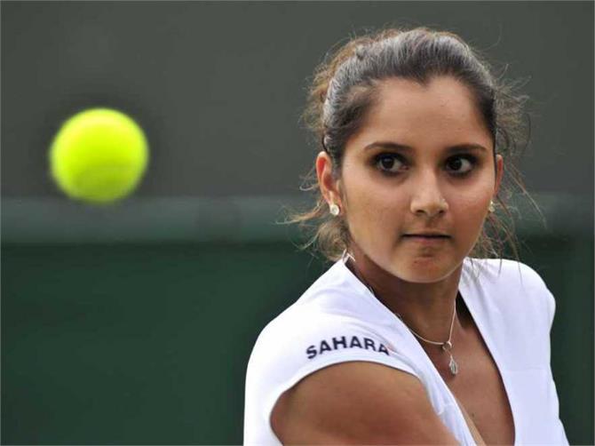 सानिया शीर्ष रैंकिंग पर बरकरार, बोपन्ना 4 पायदान खिसके