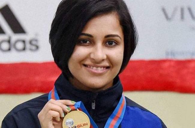 हीना का हिजाब पहनकर खेलने से इंकार, नहीं लेंगी ईरान में होने वाली एशियन चैंपियनशिप में हिस्सा