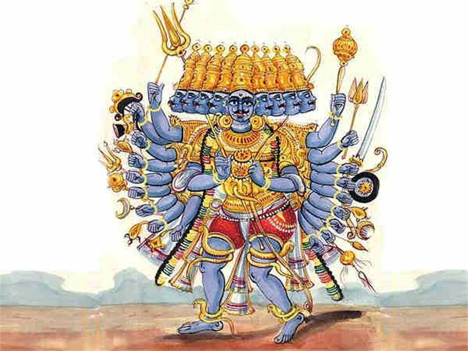 पंजाब के शहर में करते हैं रावण की पूजा, अनदेखी से होता है जानी नुक्सान!
