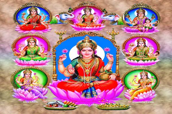 देवी लक्ष्मी का कौन सा स्वरूप करता है इच्छाएं पूर्ण, राशिनुसार पूजन से सुधरेगी आर्थित स्थिती