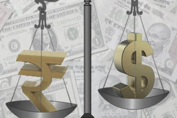 रुपया डेढ़ सप्ताह के उच्चतम स्तर पर