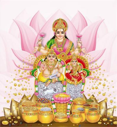 त्यौहारों के दिव्य समय का उठाएं लाभ, अखण्ड लक्ष्मी के खुलेंगे भण्डार