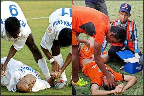 Pics:फुटबॉल के इस 'शॉट' से कई खिलाड़ियों की चली गई जान
