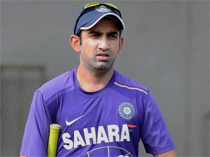 PAK के साथ क्रिकेट खेलने के बारे में सोच भी नहीं सकता: गंभीर