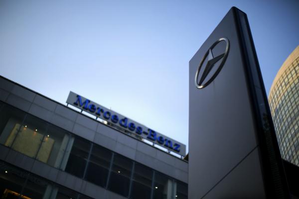 मर्सडीज की बिक्री में गिरावट रूकी, तीसरी तिमाही में 3,327 वाहनों की बिक्री