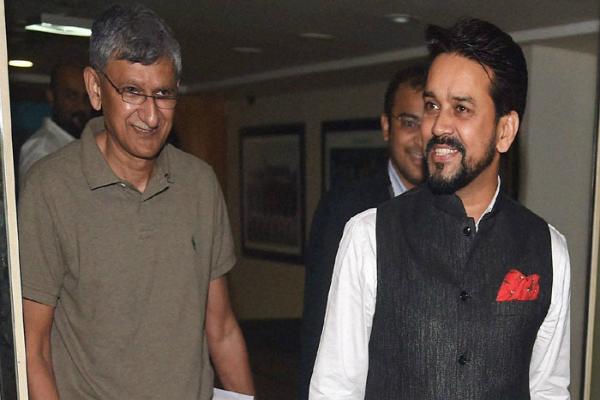 BCCI और लोढ़ा कमेटी टकराव मामला-अनुराग ठाकुर ने SC में दिया एफिडेविट