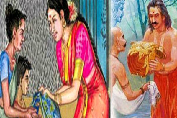 दान की महिमा: जब राजा ने भिखारी से मांगी भीख...