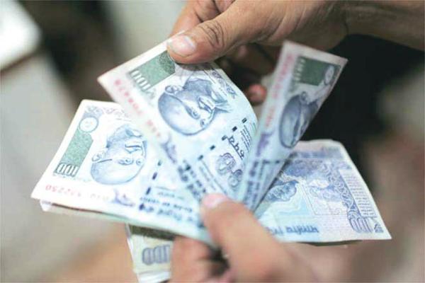 रुपया 14 पैसे मजबूत