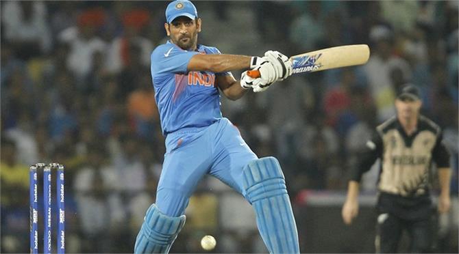 धोनी ने बताया क्रिकेट में फिनिशर बल्लेबाज मिलना मुश्किल होता है!