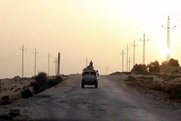 सिनाई में 6 आतंकी ढेर, 4 सैनिकों की भी गई जान