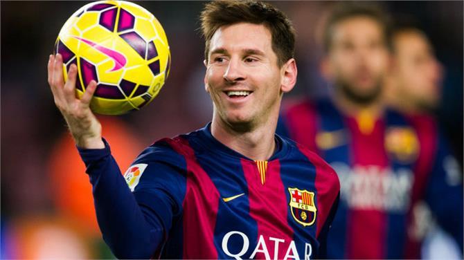 मेस्सी के गोल से बार्सीलोना जीता