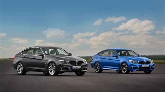19 अक्तूबर को लांच होगी BMW 3-सीरीज ग्रान टूरिस्मो फेसलिफ्ट