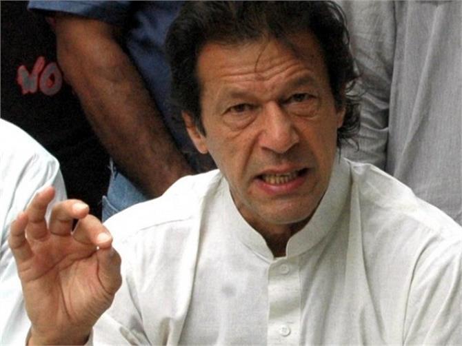 इमरान खान ने भारत के खिलाफ की ये नापाक बात