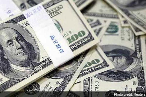 भारत का विदेशी मुद्रा भंडार रिकॉर्ड ऊंचाई से नीचे आया