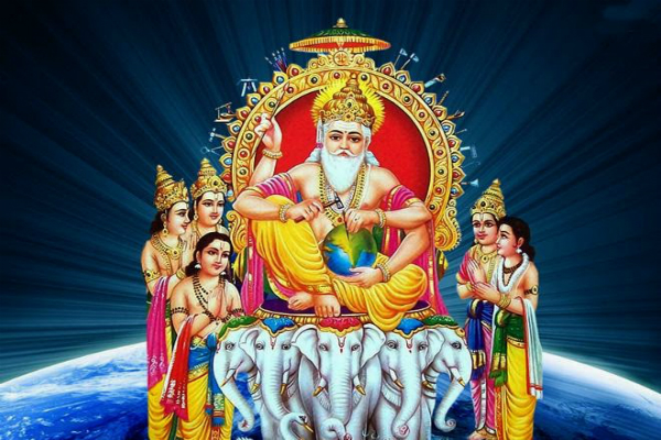 भगवान विश्वकर्मा कथा: धन-धान्य, पुत्र और सुखी जीवन की इच्छा है तो पढ़ें...