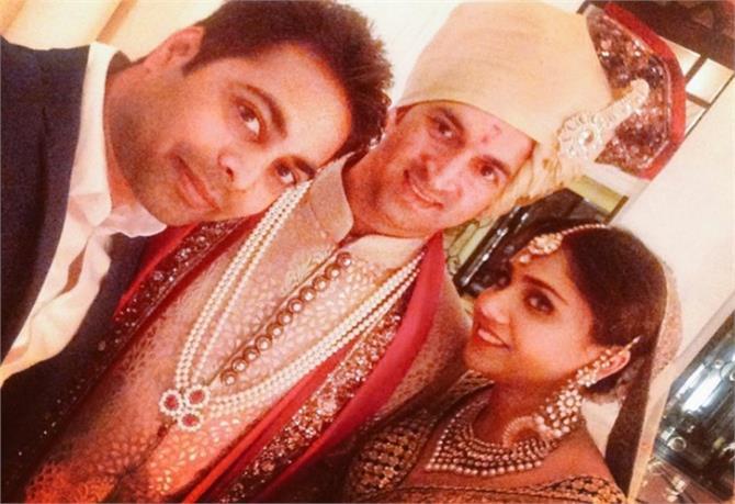 Pics: क्रिकेटर मोहित शर्मा ने गर्लफ्रैंड श्वेता के साथ रचाई शादी