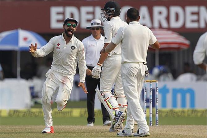 इंदौर में होगा भारत-न्यूजीलैंड के बीच तीसरा टैस्ट