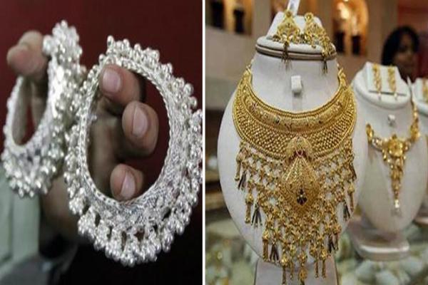सोना 110 रुपए कमजोर, चांदी स्थिर