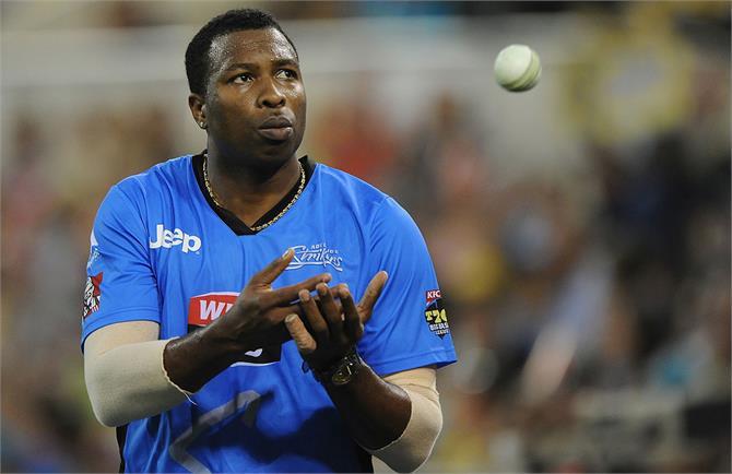 लचर प्रदर्शन करने वाले वैस्टइंडीज के इस बल्लेबाजों को लगा झटका