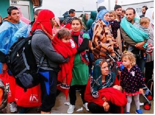 इस सीरियाई शरणार्थी को मदद पर फैला रोष